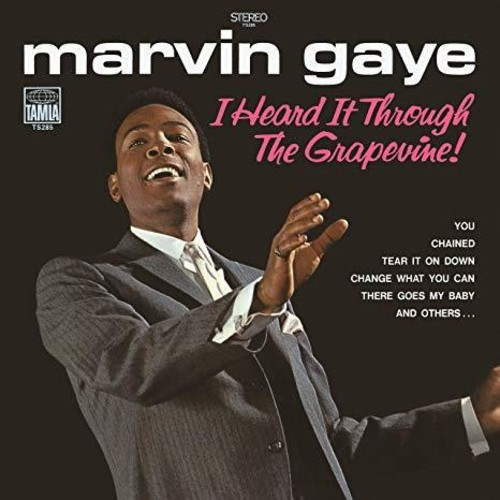 Marvin Gaye - I Heard It Through The Grapevine (Gate)