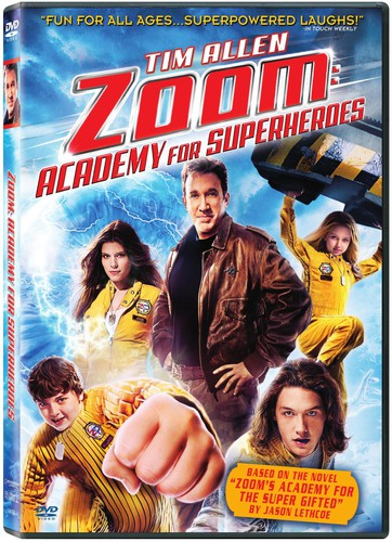 Zoom: Academy for Superheroes