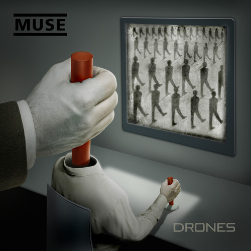Muse-Drones [CD/DVD]