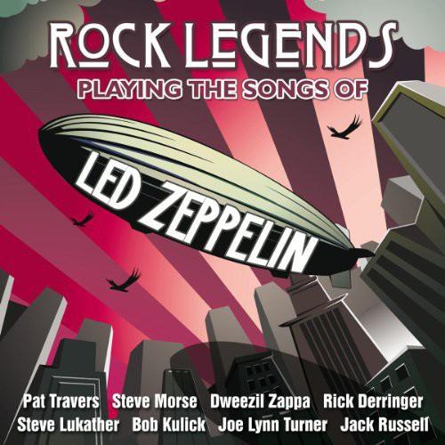 Rock Legends/ Led Zeppelin [Import]