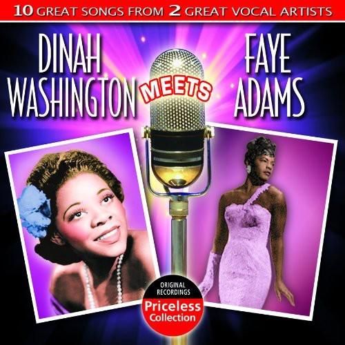Dinah Washington Meets Faye Adams