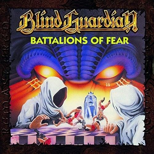 Blind Guardian - Battalions Of Fear [Reissue]