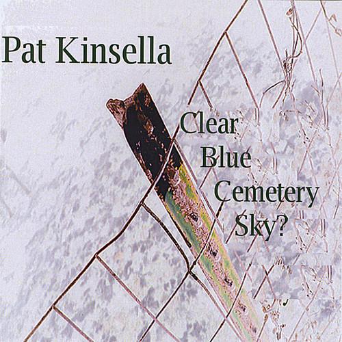 Clear Blue Cemetery Sky