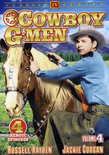 Cowboy G-Men: Volume 4