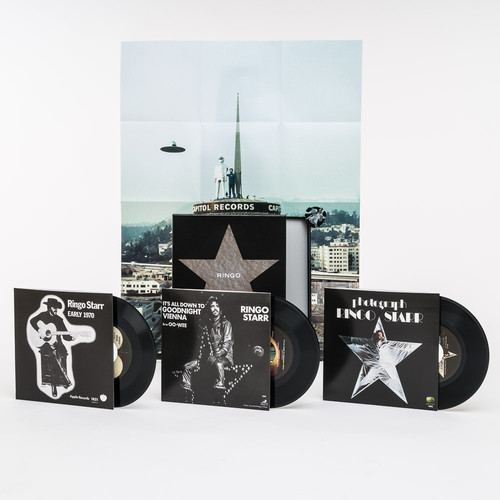 45 RPM Singles Box