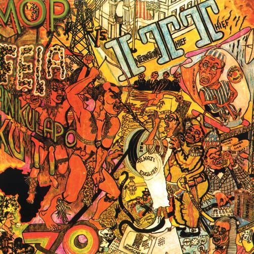 Fela Kuti - I.T.T. [180 Gram]