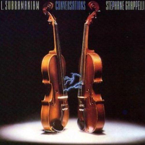Subramaniam/Grappelli - Conversations