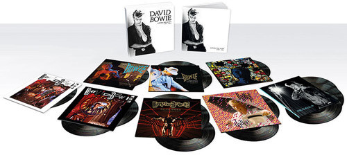 David Bowie - Loving The Alien (1983-1988) [15LP Box Set]