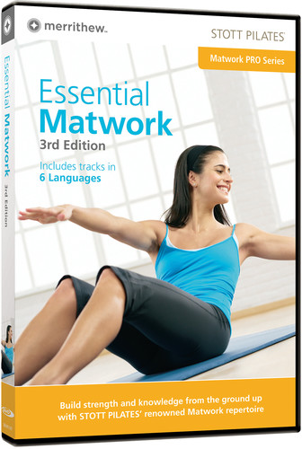 Stott Pilates: Essential Matwork 3rd Edition