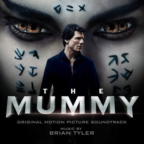 TYLER,BRIAN-THE MUMMY - ORIGINAL MOTION PICTURE SOUNDTRACK