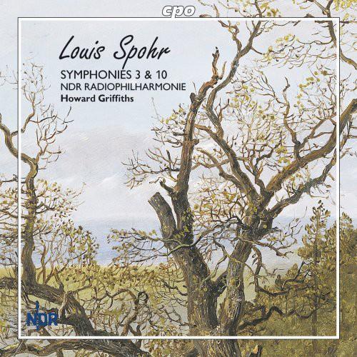 Symphonies 3 & 10 /  Overture Woo 1 in F Major