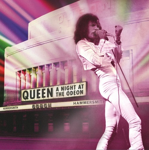 Queen - A Night At The Odeon [CD]