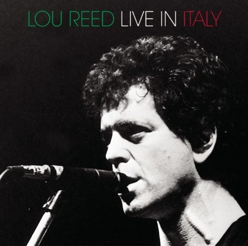 Lou Reed - Live In Italy [Import]