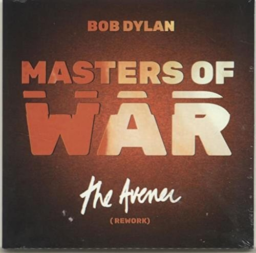 Bob Dylan - Masters Of War (The Avener Rework) [Import LP]