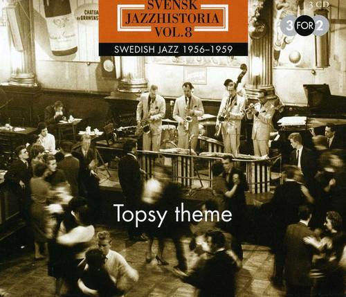 Swedish Jazz History 8: Topsy Theme