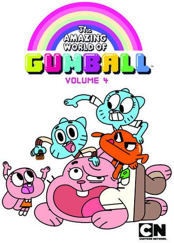 The Amazing World of Gumball: Volume 4