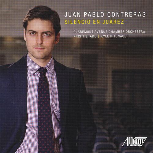 Juan Pablo Contreras: Silencio en Juarez