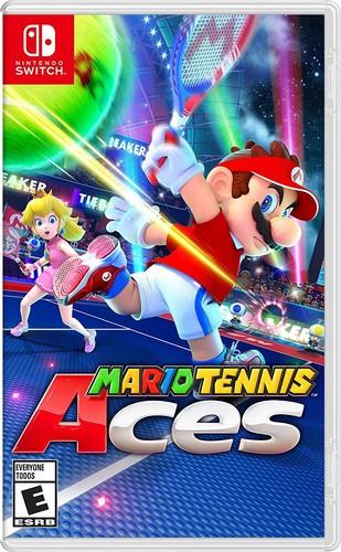 Swi Mario Tennis Aces - Mario Tennis Aces