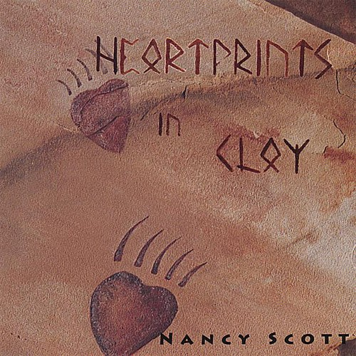 Heartprints in Clay