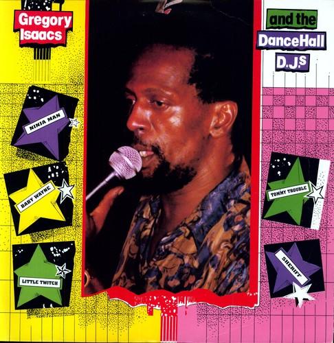 Gregory Isaacs & Dancehall DJ's