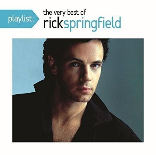 Playlist: The Very Best of Rick Springfield