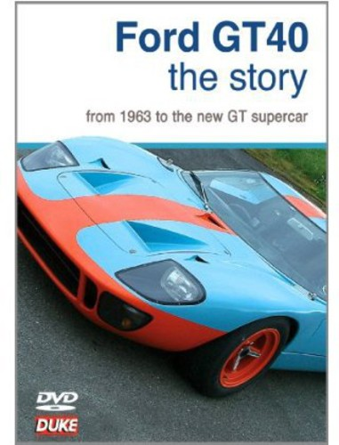 Ford GT Story