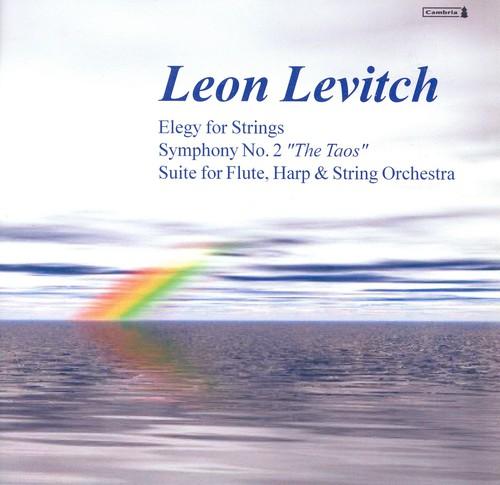 Elegy for Strings Op 20 /  Symphony 2 Op 18