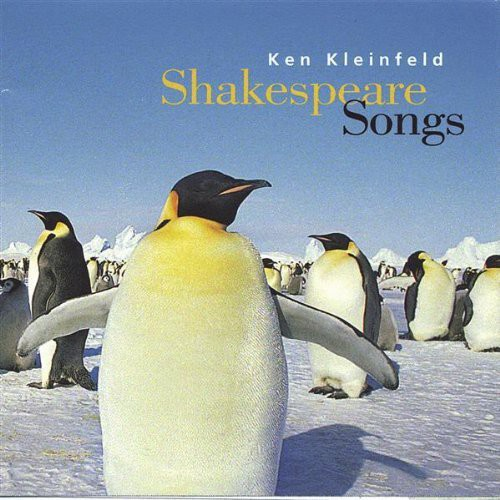 Kleinfeld, Ken : Shakespeare Songs