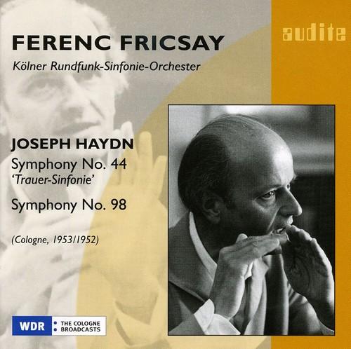 Symphonies Nos 44 & 98