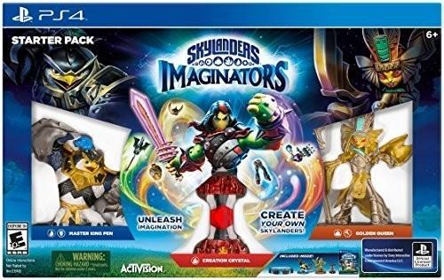 Skylanders Imaginators: Starter Pack for PlayStation 4