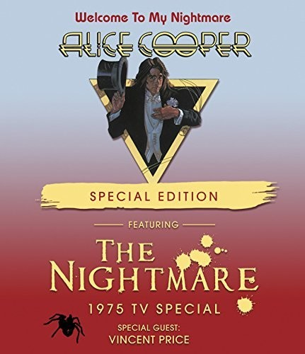 Alice Cooper - Welcome To My Nightmare [Special Edition DVD]