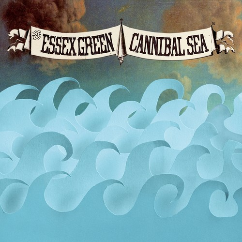 The Essex Green - Cannibal Sea [Limited Edition Blue LP]
