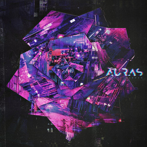 Auras - Binary Garden [LP]
