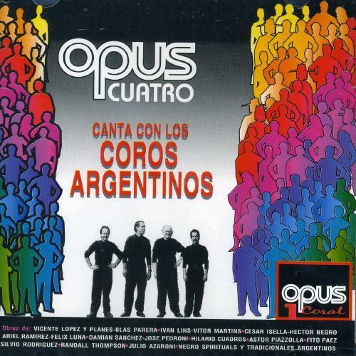 Canta Con los Coros Argentinos [Import]