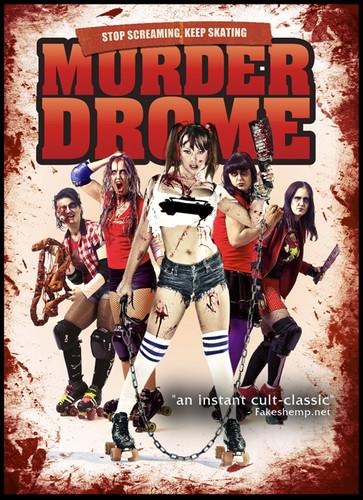 Murderdrome: Roller Derby Dames