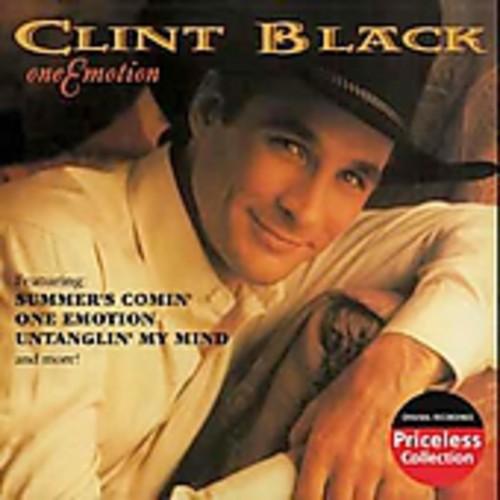 Clint Black-One Emotion