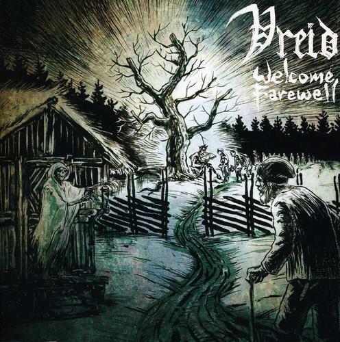 Vreid - Welcome Farewell