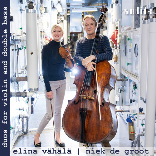 Duos for Violin & Double Bass