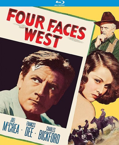 Joseph Calleia - Four Face West (1948)