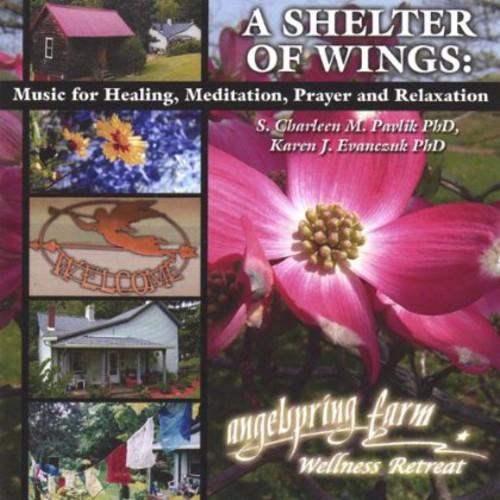 Shelter of Wings: Music for Healing Meditation Pra