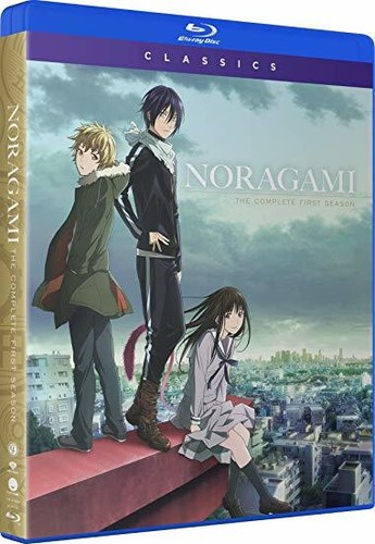 Noragami: Complete First Season - Noragami: Complete First Season (2pc) / (Dub Snap)