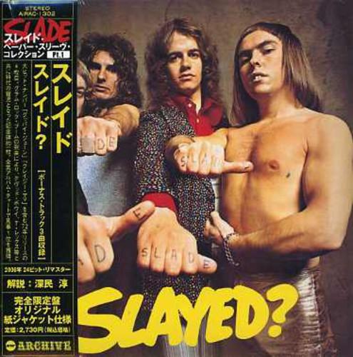 Slade - Slayed? (Mini Lp Sleeve) [Import]]