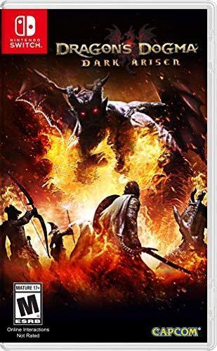 Swi Dragons Dogma Dark Arisen - Dragon's Dogma: Dark Arisen for Nintendo Switch
