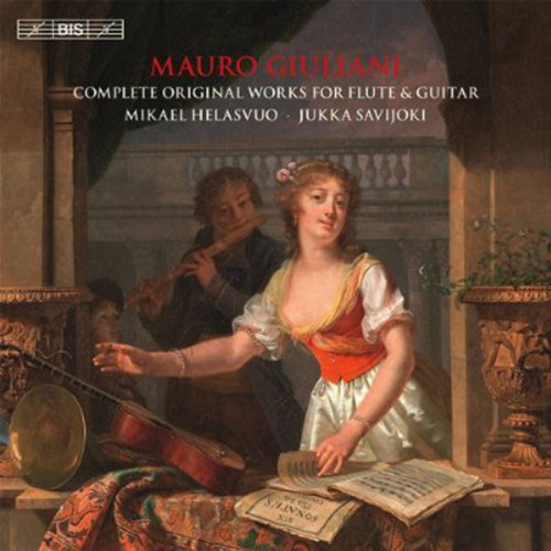Complete Original Works for Flute & Guitar