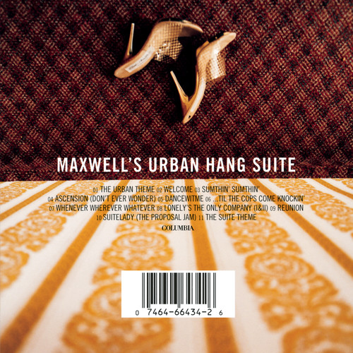 Maxwell-Maxwell's Urban Hang Suite