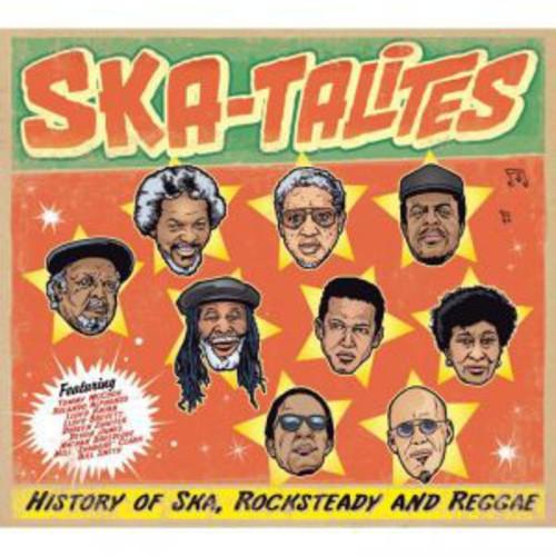 History of Ska Rocksteady & Reggae