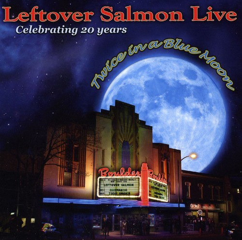 Celebrating 20 Years: Live Twice in a Blue Moon