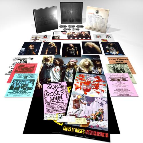 Guns N' Roses - Appetite For Destruction: Remastered [Super Deluxe Edition]