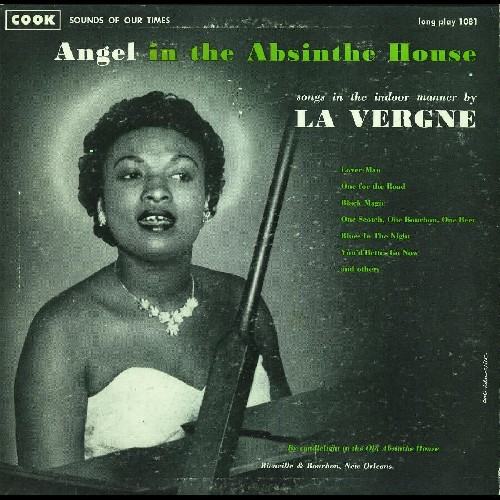 Angel in the Absinthe House: Songs Indoor Manner
