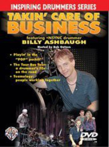 Billy Ashbaugh: Takin' Care of Business